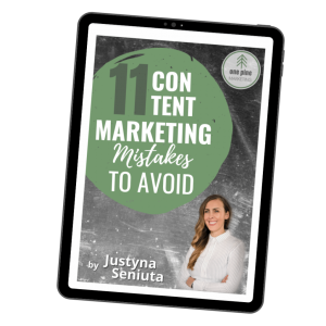 """Free eBook: """"11 Content Marketing Mistakes To Avoid"""""""